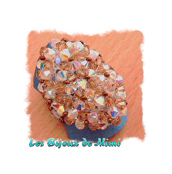 creation bague swarovski
